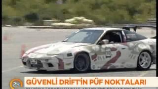 kanal 24 drift pilotu canlı yayın
