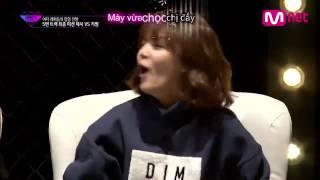 [Vietsub][Unpretty Rapstar]  Kisum vs Jessi ep 5 cut