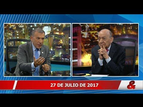 Pregunta Yamid: Roy Barreras, Senador del Partido de la U