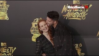 Download Youtube: Madelaine Petsch, Travis Mills Kissing 2017 MTV Movie and TV Awards