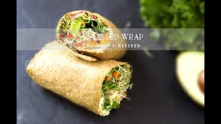 Flaxseed Wraps | Vegan, Paleo, Keto