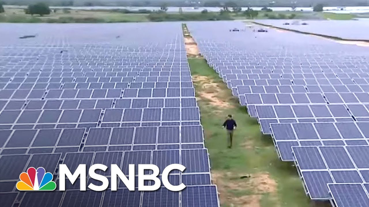 China Leaving United States Behind On Green Energy Jobs   On Assignment with Richard Engel   MSNBC thumbnail