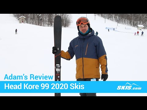Video: Head Kore 99 Skis 2020 1 40