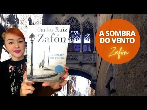 CARLOS RUIZ ZAFÓN | A poesia de A Sombra do Vento