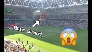 Sjuka händelser i svensk fotboll