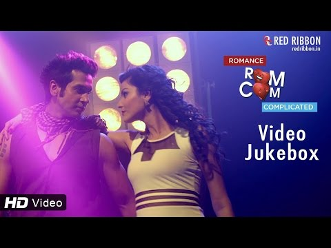 Gujarati Songs 2016 - Romance Complicated Movie All New Songs | Rom Com Latest Full Video Songs