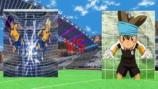 #3 Fire Tonado Double Drive VS Goseishin Titanias + Majin the Hand