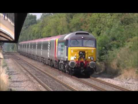 Pachelbel's Canon as performed by trains