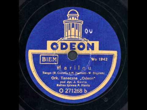 Albert Harris - Marilou. (Tango)