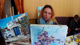 Творчество Биолога Оксаны Пивень, HandMade Від Науковців, Киев Украина 2017