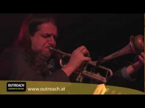 Brown Butterfly - Solo Franz Hackl - Outreach Music Festival  2012 founder and artistic director: Franz Hackl