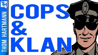 Would Cops Disavow White Supremacy To Keep Their Job?