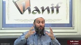 Fetih Sûresi (1-3 Ayetler) Tefsir - Muharrem Çakır