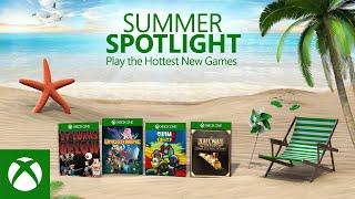 Xbox Summer Spotlight 2020 - Week 3 anuncio