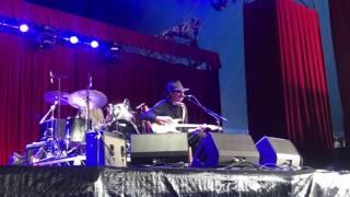 Tony Joe White - Roosevelt and Ira Lee - 2017 Bluesfest Byron Bay