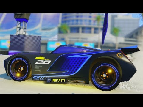 mp4 Cars 3 Game Jackson Storm, download Cars 3 Game Jackson Storm video klip Cars 3 Game Jackson Storm