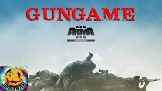 Arma3 -¦- GunGame -¦- Spawn killin Cluster F**K