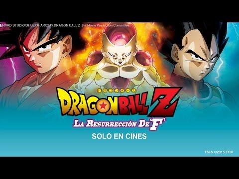 Trailer Dragon Ball Z: La resurrección de Freezer