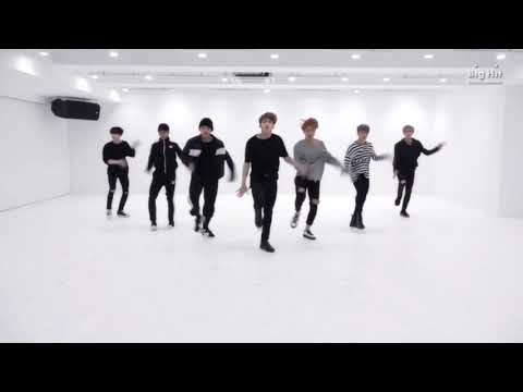 BTS- REWIND VERSION OF BLOOD,SWEAT AND TEARS