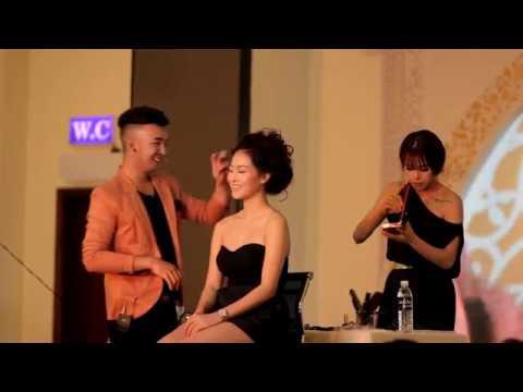Trương Tịnh Make Up Show Trailer