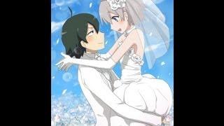 Hachiman Hikigaya  - (My Youth Romantic Comedy Is Wrong, As I Expected) - ~♥Hachiman, You Belong With Saika, No Yukino♥~