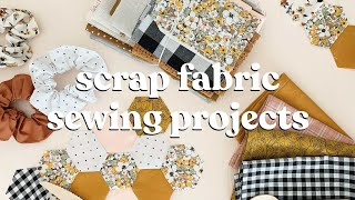 Sewing Projects For Scrap Fabric