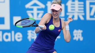 2017 Shenzhen Open Semifinals | Alison Riske vs Camila Giorgi | WTA Highlights
