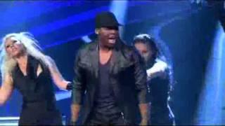 Lloyd Cele Performing OMG Usher Raymond At South African Idols 2010.flv