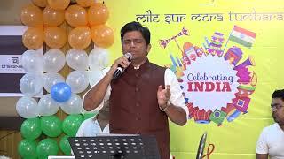 Kar Chale Hum Fida By Ashok Gupta At Jashn Independence Day Special