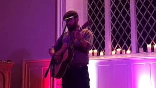 Drew Holcomb - You'll always be my girl. Recorded on 2/9/16 at the Bronte Centre. N.Ireland
