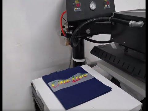Hybrid print on Non Woven Bag