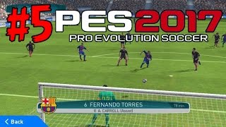 PES 2017-PRO EVOLUTION SOCCER - Event Mode - Challenge 5 - iOS/Android - EP5