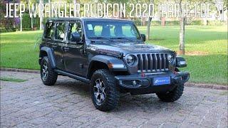Avaliação: Jeep Wrangler Rubicon 2020