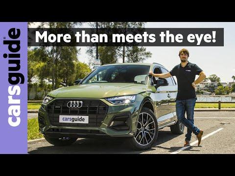 Audi Q5 2021 review