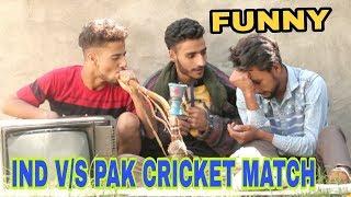 India Vs Pakistan Cricket Match Reactions - kashmiri rounders