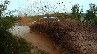 Testy w Podolanach - Kajetan Kajetanowicz (Subaru Impreza)