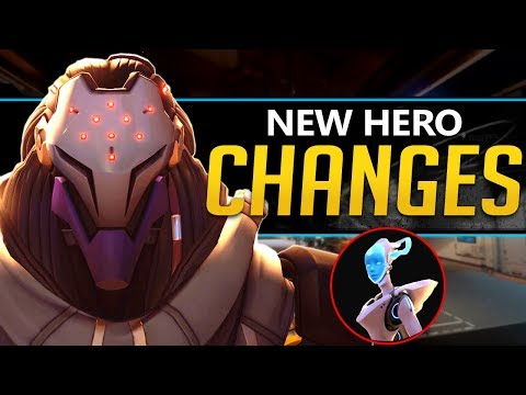 Overwatch Hero 31 and the New Hero Release Schedule - 222 Role Queue Announcement and more