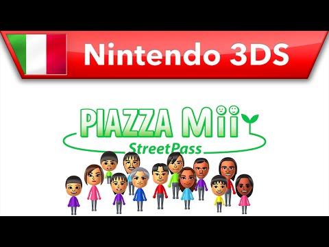 Piazza Mii StreetPass - Nuovi, frenetici giochi e molto altro! (Nintendo 3DS)