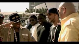 Red Cafe ft Jadakiss, Fat Joe & Fabolous - Paper Touchin (remix) (Official Music Video)