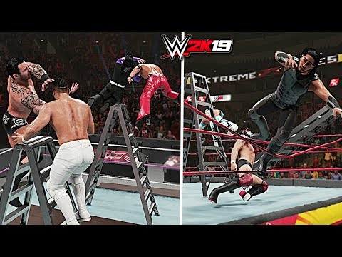 WWE 2K19 Top 10 Awesome Moments vs Epic Fails!! Part 8