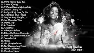 Best Songs Of Whitney Houston || Whitney Houston Greatest Hits Full Album 2017