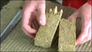 Видео процесса утепление стен дома изнутри