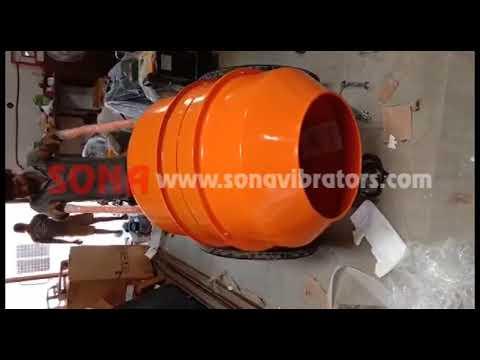 Mini Concrete Mixer 350Ltr.