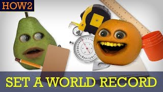 HOW2: How to Set a World Record