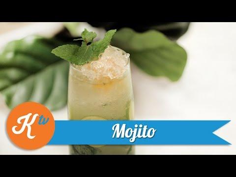 Video Resep Mojito Cocktail  | PUBLIK MARKETTE