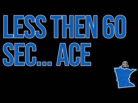 ACE fuze less then 60 seconds