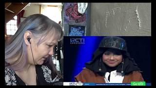 Ayu - Chained to the rhythm. Indonesian Idol reaction video.
