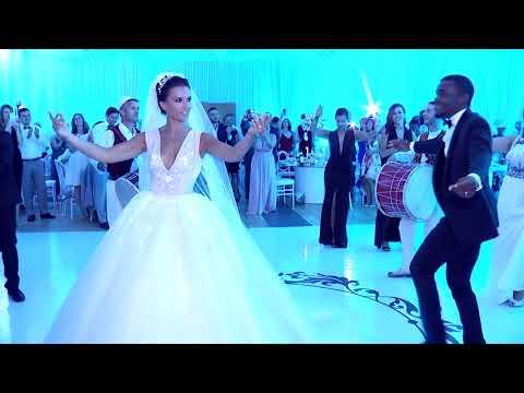 5 Dream Wedding: Arjola & Obie Entrance/Hyrja Dasma Shqipetare Valle Kosovare