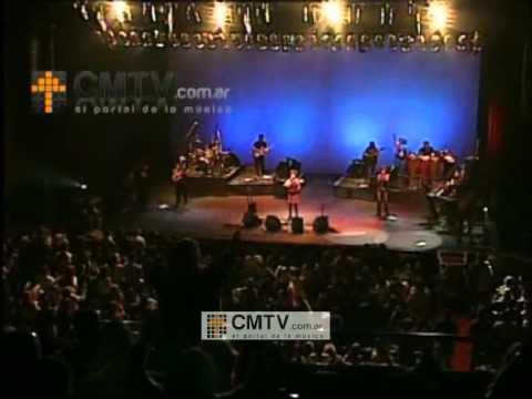 Marcela Morelo video Corazón salvaje - Vivo Gran Rex 2006