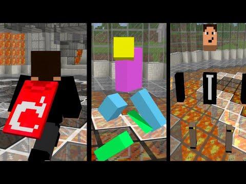How To Make Custom Geometry Skin 4D In Minecraft Bedrock